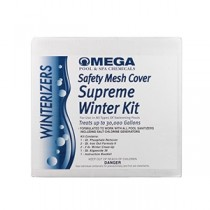 Winter Supreme Mesh Cover Kit