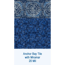 Anchor Bay Tile w/ Miramar