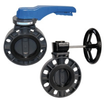 BYCN Series Butterfly Valves