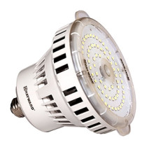 CrystaLogic 120V White LED Bulb