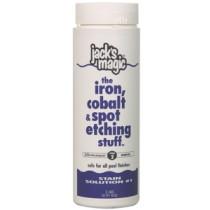 Iron, Cobalt & Spot Etching Stuff
