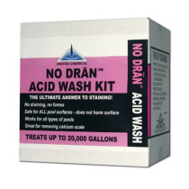No Drain Acid Wash